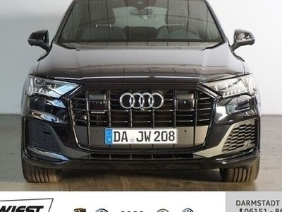 gebraucht Audi Q7 S line 50 TDI quattro 210(286) kW(PS) tiptronic