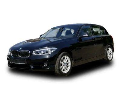 gebraucht BMW 120 120 dA Euro6dTemp Navi LED SpeedLimitInfo