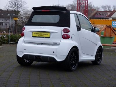 gebraucht 75kw smart fortwo cabrio 2013 km in bochum. Black Bedroom Furniture Sets. Home Design Ideas