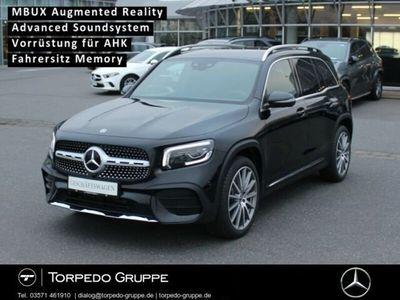 gebraucht Mercedes GLB250 4M AMG Line RÜ-KAMERA+TOTWINKEL+LED+MBUX