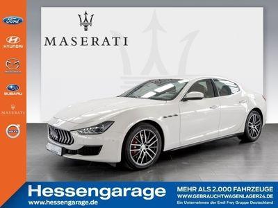 gebraucht Maserati Ghibli Aut. Totwinkel DAB 19'' Kamera PDCv+h