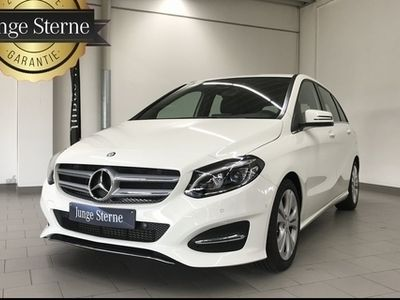 gebraucht Mercedes B200 6-Gang URBAN/NAVI/AHK/LED/SITZHEIZUNG/PTC