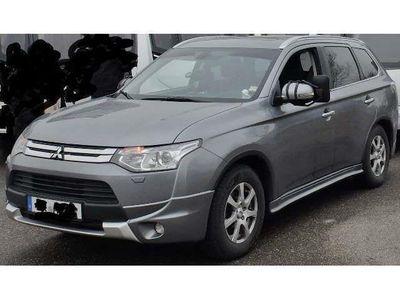 gebraucht Mitsubishi Outlander 2.2 DI-D 4WD Top