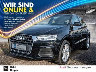 gebraucht Audi Q3 2.0TDI EU6 sport qu Xen Navi Tempo Sitzh PDC