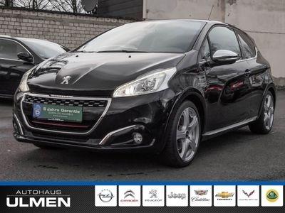 gebraucht Peugeot 208 GTi 1.6 16V THP 208PS, KLIMA*RADIO*BT*PDC*AHK*el.F