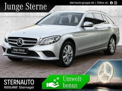 gebraucht Mercedes C220 d T 4M Avantgarde COMAND DISTRONIC