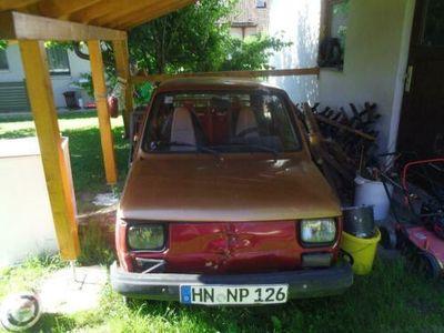 used Fiat 126 Bambino