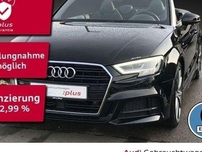 gebraucht Audi A3 Cabriolet 2.0 TFSI qu. S line LED Navi B&O AC