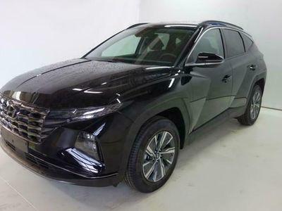 gebraucht Hyundai Tucson Trend 1.6 T-GDi HEV 4WD AT LED/NAVI/TechPaket