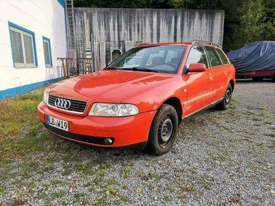 gebraucht Audi A4 B5 1,6L Avant Prins LPG Gas