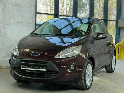 gebraucht Ford Ka 1.2 Titanium   Klimaanlage & Sitzheizung !!