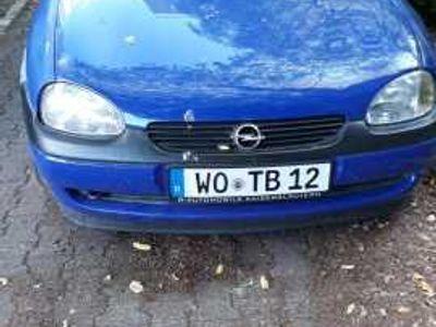 käytetty Opel Corsa 12V Swing