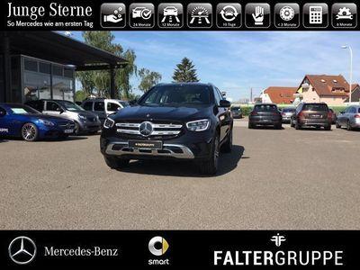 gebraucht Mercedes GLC220 d 4M EXCLU Exclusive KeylessGo/Autom./Klima/LED
