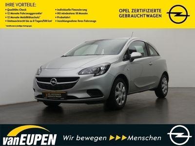 gebraucht Opel Corsa E Edition - PDC,Sitzh,Klima,IntelliLink,USB,Bluetooth,BC