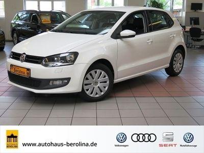 gebraucht VW Polo 1.6 TDI Comfortline *NAVI*GRA*SHZ*