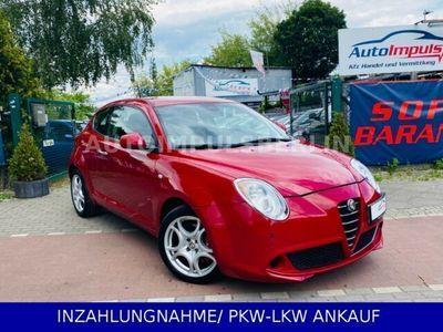 gebraucht Alfa Romeo MiTo 1.4 TB 16V Turismo*Klimaautomatik*PDC*Sport