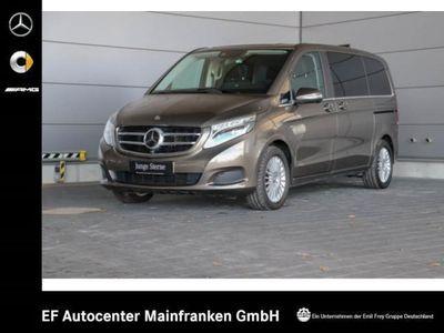 gebraucht Mercedes V250 d Avantgarde Edition,Kompakt,Standh,AHK,
