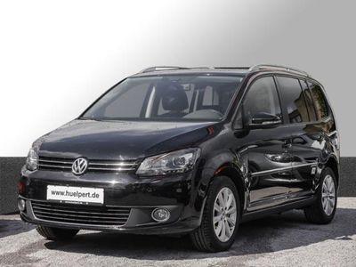 gebraucht VW Touran Touran 2.0 TDI DSG Highline Xenon Sitzhzg GRA