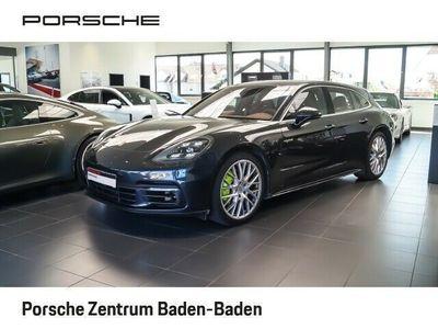 gebraucht Porsche Panamera 4 E-Hybrid Sport Turismo Garantie 07/20