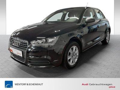 gebraucht Audi A1 Sportback Attraction 1.2 TFSI osystem Concert Einparkhilfe Bluetooth