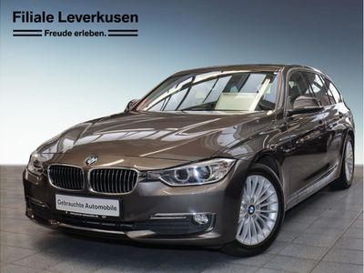 gebraucht BMW 316 3er i Touring Luxury Line