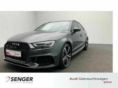 gebraucht Audi RS3 Sportback quattro Navi Leder Pano B&O Matrix Fahrzeuge kaufen und verkaufen