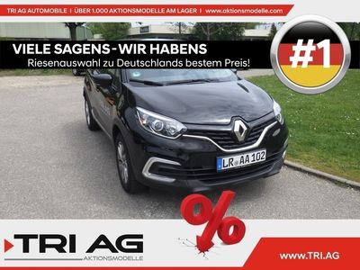 gebraucht Renault Captur Limited City-Paket RDC Klima Temp PDC LED