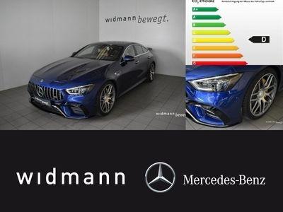 gebraucht Mercedes AMG GT 53 4MATIC+ Sitzklima*Designo*Burmester