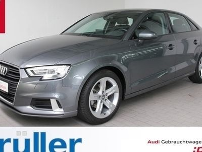 gebraucht Audi A3 Limousine Sport 1.5 TFSI Stronic Navi Xenon