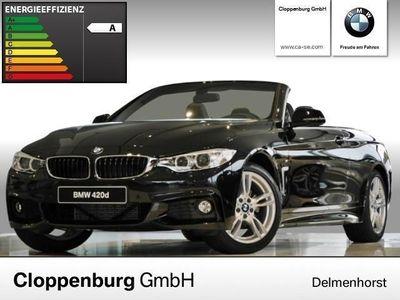gebraucht BMW 420 dA M-SPORT NAVI XENON LEDER MEMORY NACKENHZG