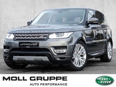 gebraucht Land Rover Range Rover Sport HSE 3.0 TDV6 LEDER NAVI XENON PDC DAB