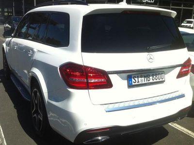 gebraucht Mercedes GLS350 d 4M AMG-Sport/Comand/ILS/Keyl/Pano/360