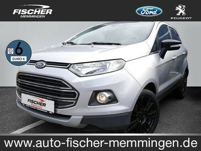 gebraucht Ford Ecosport 1.0 EcoBoost Titanium EURO 6
