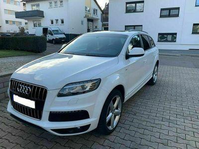 gebraucht Audi Q7 3.0 TDI DPF S-Line *Navi*Pano*Klima*Shz*Alcan als SUV/Geländewagen/Pickup in Baden-Baden