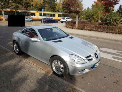 gebraucht Mercedes SLK200 Kompressor Cabrio - guter Zustand -