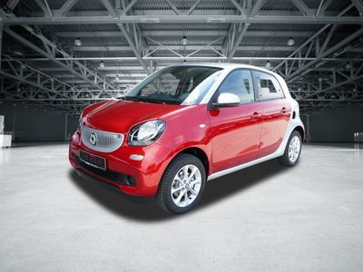 gebraucht Smart ForFour 66kW+Passion+twinamic+Cool&Audio+SHZ+