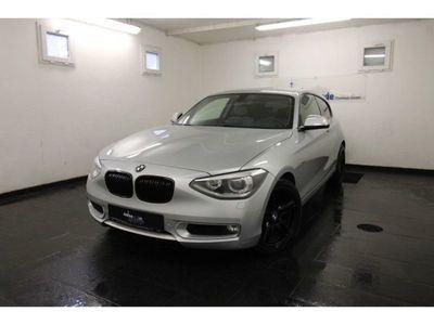 gebraucht BMW 118 i URBAN LINE BIXENON NAVI KLIMA M LENKRAD PD