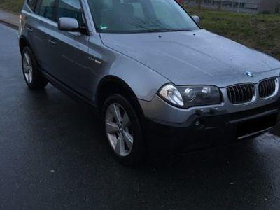 gebraucht BMW X3 Baureihe3.0d *M-Paket*