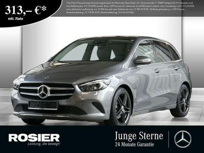gebraucht Mercedes B220 d Progressive MBUX Distr.+ LED Pano 360° e