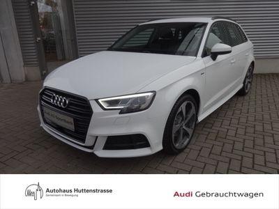 gebraucht Audi A3 Sportback 1.0TFSI S tronic 16% Aktion!!!S line LED