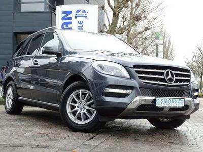 gebraucht Mercedes ML250 BlueTEC 4MATIC 360°-Kamera Bi-Xenon ...