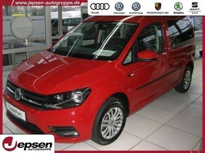 gebraucht VW Caddy Trendline BlueMotion 1.4 TSI Klima, PDC, SHZ, Nebel, Radio/CD