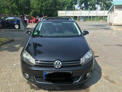 gebraucht VW Golf Kombi 1.4 122ps Benzin