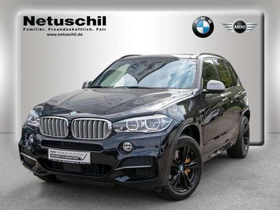 gebraucht BMW X5 M 50d M-SPORTPAKET+HARMAN KARDON+HEAD-UP+AHK