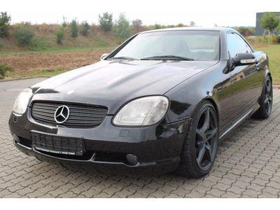 gebraucht Mercedes SLK320 * AMG- SPORTPAKET* DESIGNO LEDERAUSTATTU
