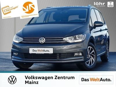 gebraucht VW Touran 1.5 TSI DSG Join *Navi*7-Sitzer