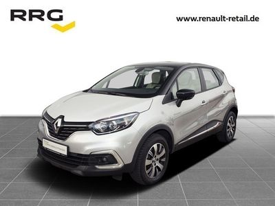 used Renault Captur Experience