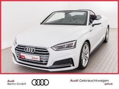 gebraucht Audi A5 Cabriolet Sport 40 TDI S tr. VIRTUAL LED NAVI