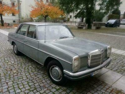 gebraucht Mercedes W114 Mercedes Benz 250/8Strich8 Strichacht