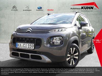 gebraucht Citroën C3 Aircross PureTech 130 S&S EAT6 Shine HUD NAVI